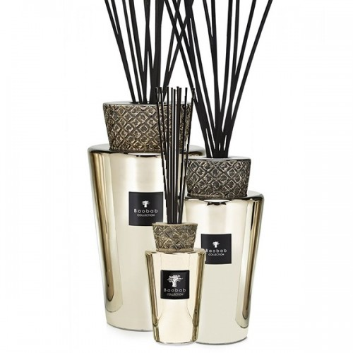 Totem - Platinum - Baobab Collection -Scented diffusers with sticks