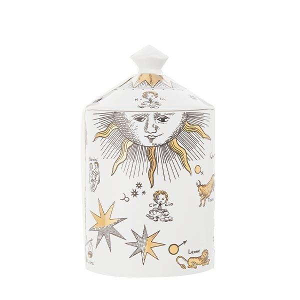 Astronomici Bianco (Gold) - Fornasetti -Bougie parfumée