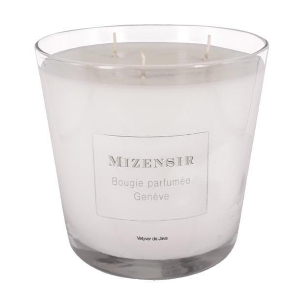 Vétyver De Java - Mizensir -Bougie parfumée