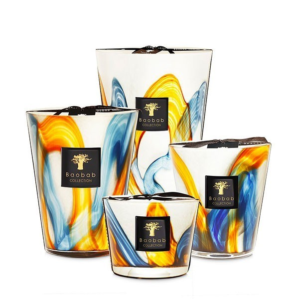 Nirvana Holy - Baobab Collection -Bougie parfumée
