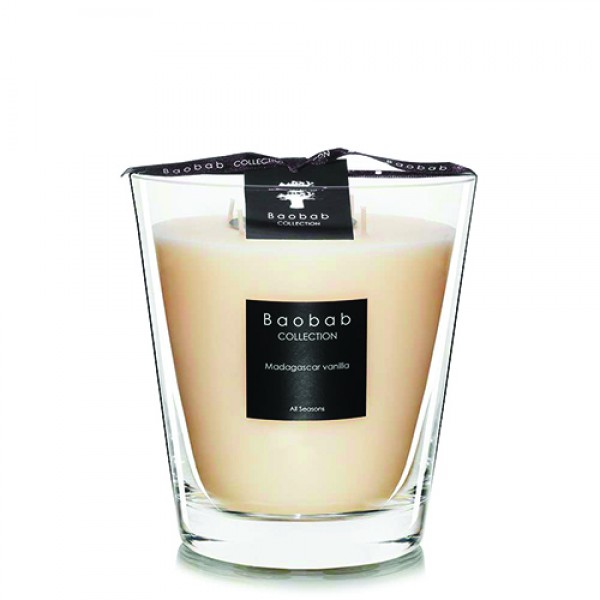 Madagascar Vanilla Max 16 - Baobab Collection -Scented candles