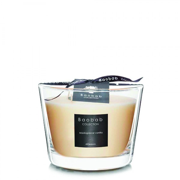 Madagascar Vanilla Max 10 - Baobab Collection -Bougie parfumée