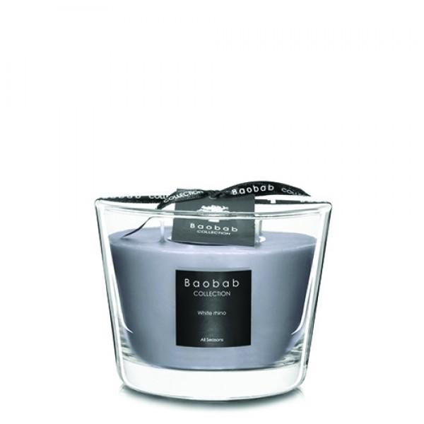 White Rhino Max 10 - Baobab Collection -Bougie parfumée