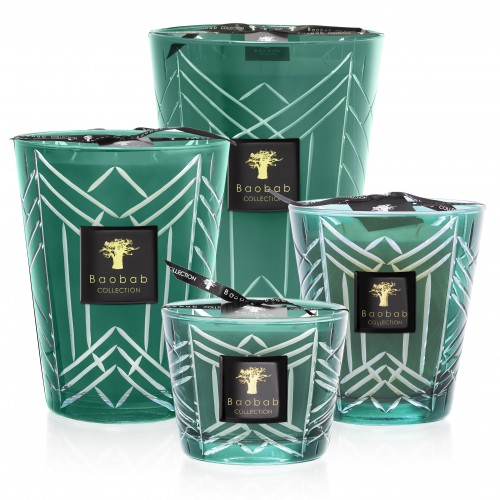 High Society - Gatsby Collection - Baobab Collection -Bougie parfumée