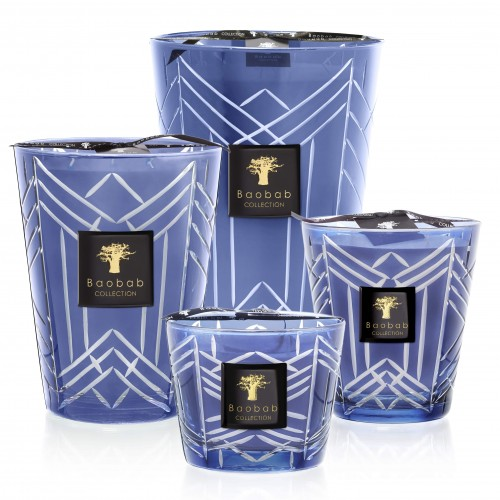 High Society - Swann Collection - Baobab Collection -Bougie parfumée