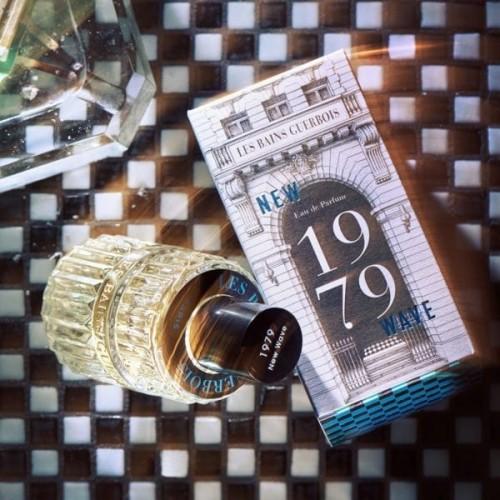 1979 New Wave - Les Bains Guerbois -Eau de parfum