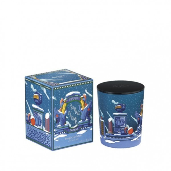 Ambre Plume - Diptyque -Scented candles