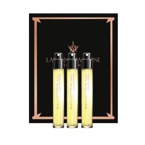 Black Oud Extreme Amber - Laurent Mazzone Parfums -Extraits de Parfum