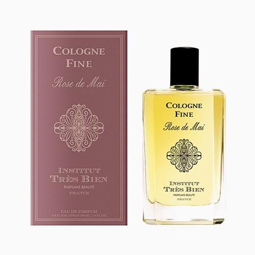 Cologne Fine - Rose De Mai - Institut Tres Bien -Eau de parfum