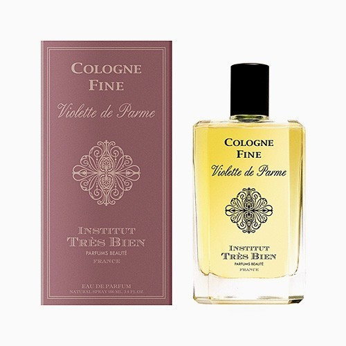 Cologne Fine - Violette De Parme - Institut Tres Bien -Eau de parfum