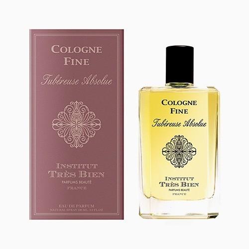 Cologne Fine - Tubéreuse Absolue - Institut Tres Bien -Eaux de Parfum