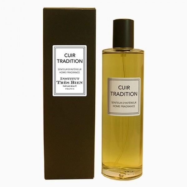 Cuir Tradition - Institut Tres Bien -Eau de parfum