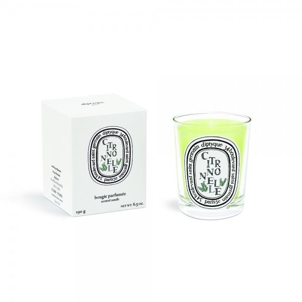 Citronnelle - Diptyque -Bougie parfumée