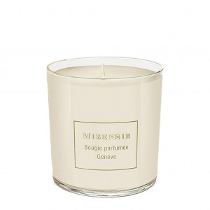 Orchidée Chocolat 230G - Mizensir -Scented candles