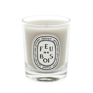 Feu De Bois (Boisée) - 190G - Diptyque -Bougie parfumée