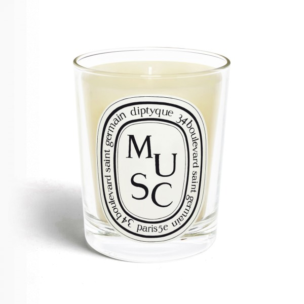 Musc - Diptyque -Scented candles