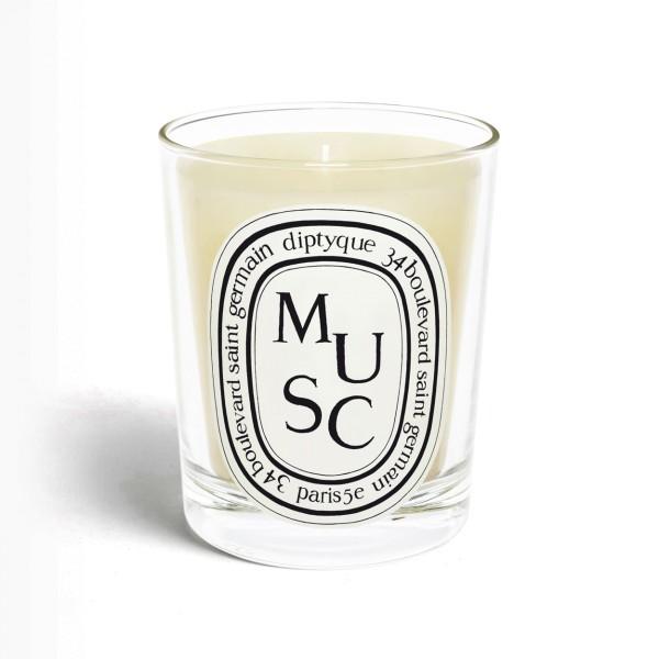 Musc (Boisée) - 190G - Diptyque -Bougie parfumée