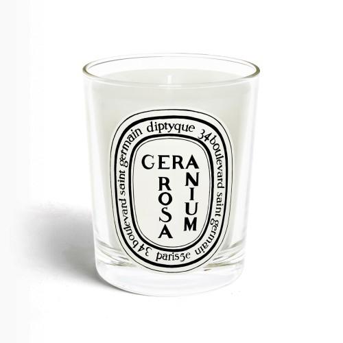 Géranium Rosa (Florale) - 190G - Diptyque -Bougie parfumée