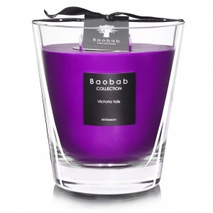 Victoria Falls Max 16 - Baobab Collection -Bougie parfumée