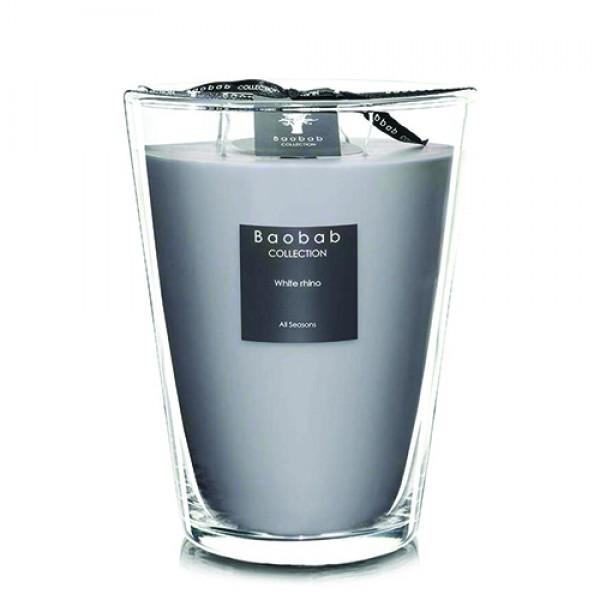 White Rhino Max 24 - Baobab Collection -Bougie parfumée