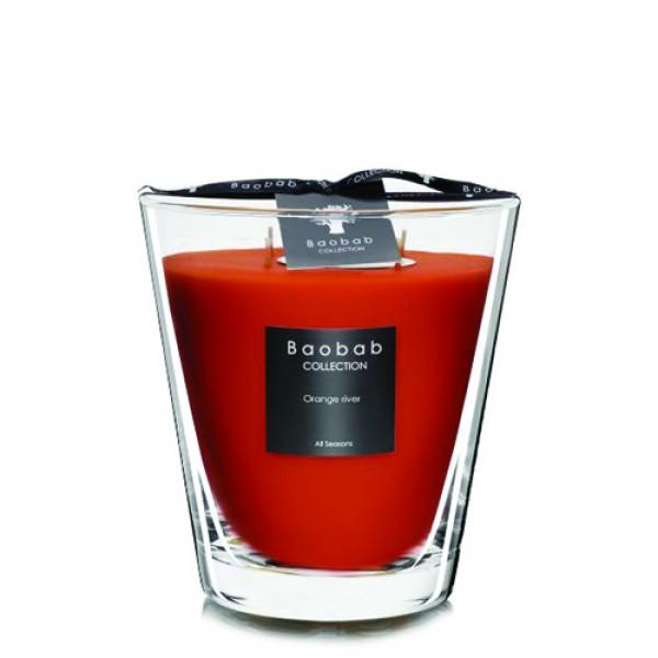 Orange River Max 16 - Baobab Collection -Bougie parfumée