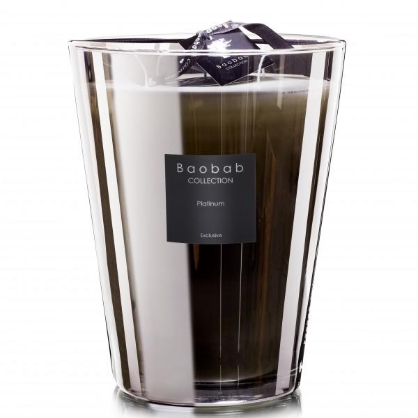 Platinum Max 24 - Baobab Collection -Bougie parfumée