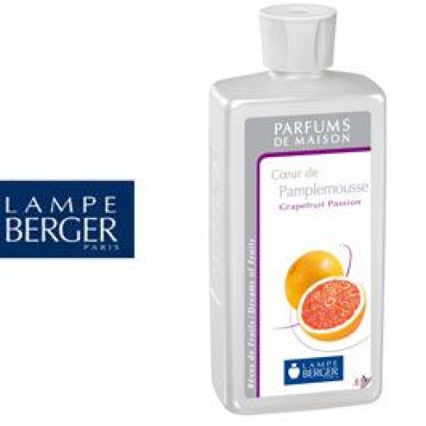 Coeur De Pamplemousse - Lampe Berger -Recharge