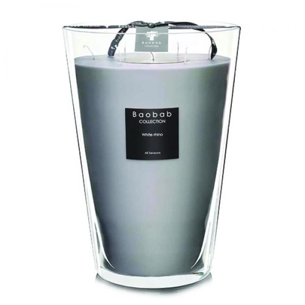 White Rhino Maxi Max - Baobab Collection -Bougie parfumée