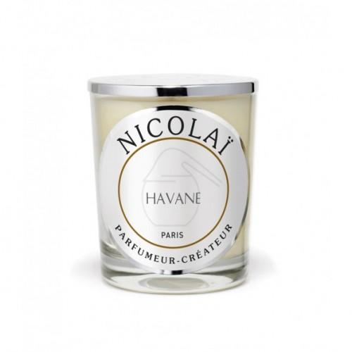 Havane - Patricia De Nicolai -Bougie parfumée
