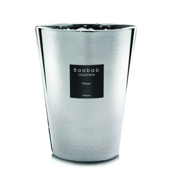 Kheops Max 24 - Baobab Collection -Bougie parfumée