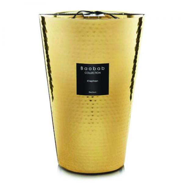 Khephren Maxi Max - Baobab Collection -Bougie parfumée