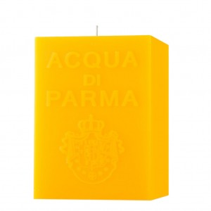 Colonia Yellow Candle - Cube Candle Collection - Acqua Di Parma -Scented candles