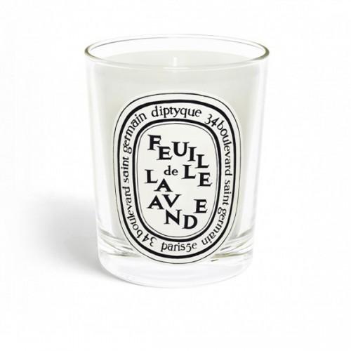 Feuille De Lavande (Herbacée) - Mini - Diptyque -Bougie parfumée