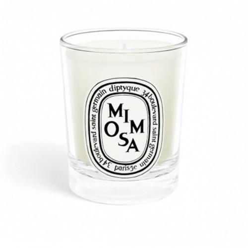 Mimosa (Florale) - Mini - Diptyque -Bougie parfumée