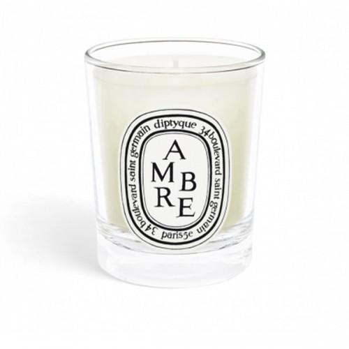 Ambre (Boisée) - Mini - Diptyque -Bougie parfumée