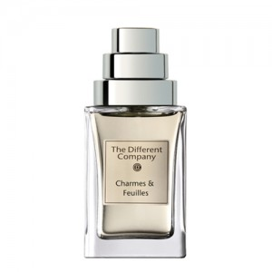 Charmes & Feuilles - The Different Company -Eau de toilette