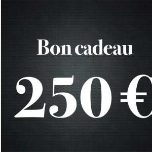 Bon Cadeau De 250 Euros - Premiere Avenue -Bon Cadeau