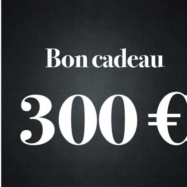 Bon Cadeau De 300 Euros - Premiere Avenue -Bon Cadeau