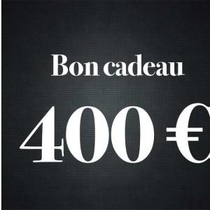 Bon Cadeau De 400 Euros - Premiere Avenue -Bon Cadeau