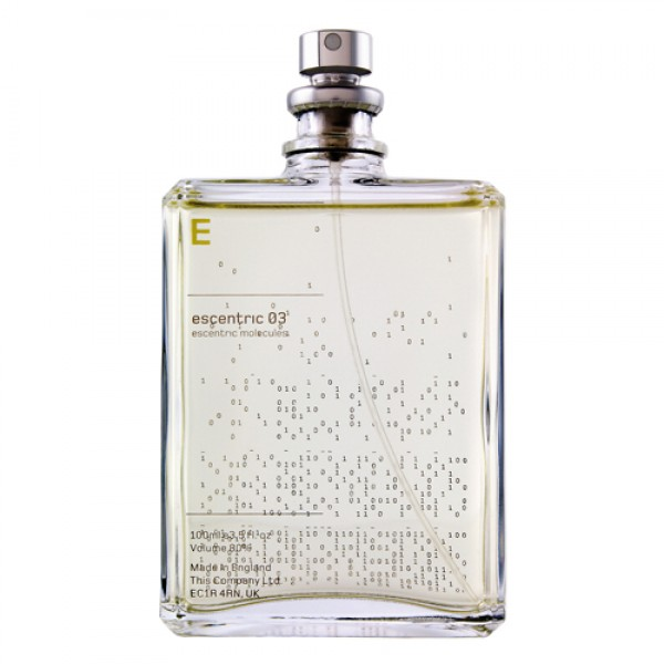Escentric 03 - Escentric Molecules -Eaux de Toilette