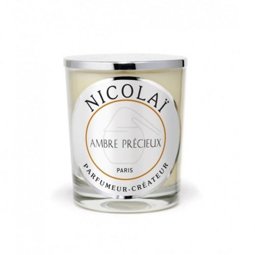 Ambre Precieux - Patricia De Nicolai -Bougie parfumée