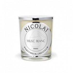 Musc Blanc - Patricia De Nicolai -Scented candles