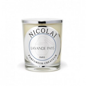 Lavande Pays - Patricia De Nicolai -Scented candles