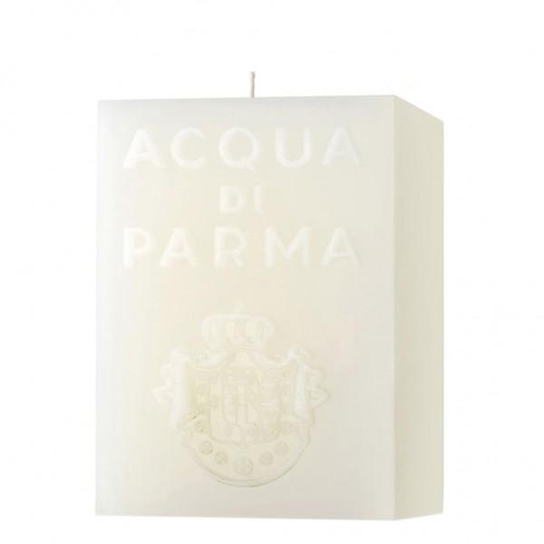 Bougie Cube Blanche (Girofle) - Acqua Di Parma -Bougie parfumée