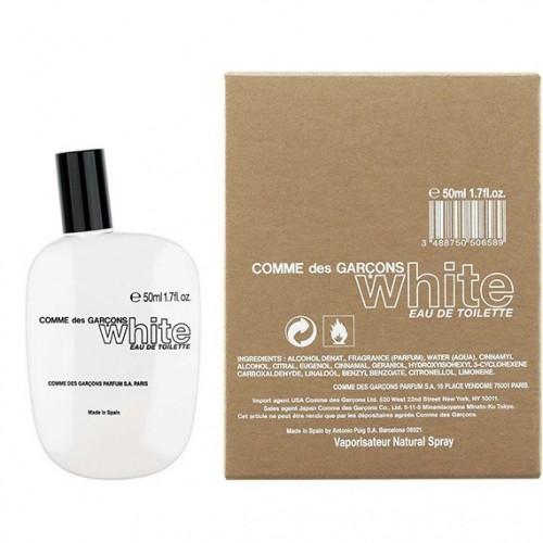 White, Eau De Toilette - Comme Des Garçons -Eau de toilette