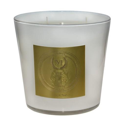 Rose Et Pivoine 1,5Kg - Mizensir -Bougie parfumée