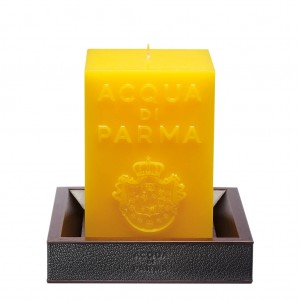 Socle Cuir Et Wenge - Acqua Di Parma -Accessories