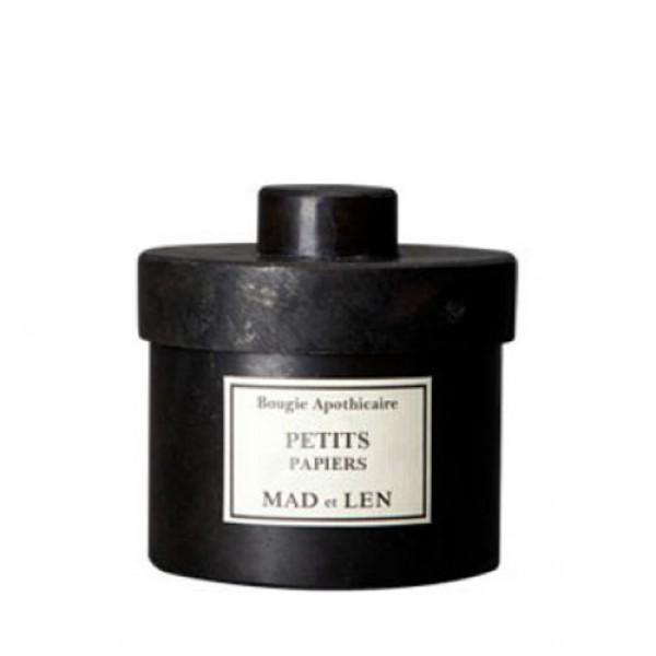 Petits Papiers - Mad Et Len -Bougie parfumée