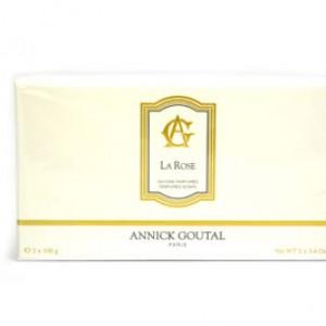 La Rose - Savon Parfumé - Annick Goutal -Bain et Douche