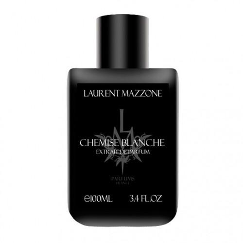 Chemise Blanche - Laurent Mazzone Parfums -Extraits de Parfum